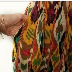 CAbi Skirts - CAbi Multi Color Mini Skirt